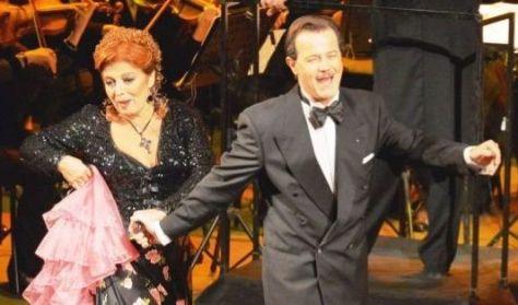 Életünk az operett Zsadon Andrea és Szolnoki Tibor műsora