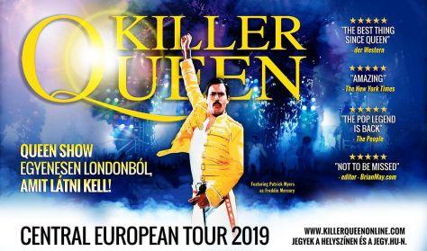 Killer Queen - Queen Show from London