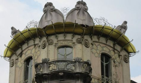 A szecesszió városai VIII. - Torino