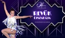 Revü + Tapas tál: Revük éjszakája