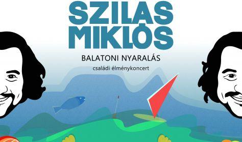 BALATONI NYARALÁS - Szilas Miklós