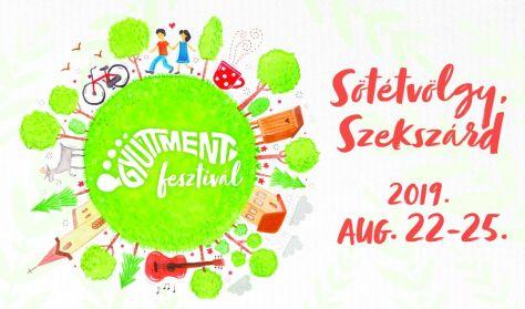 Gyüttment Fesztivál 2019 - Bérlet