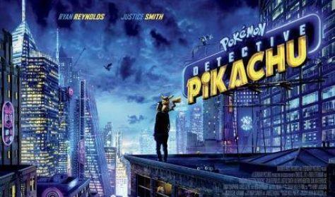 Pokémon - Pikachu, a detektív (szinkronizált)