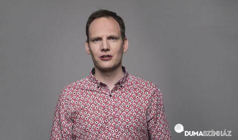 Kolera a Vackor csoportban - Bödőcs Tibor önálló estje, előzenekar: Hajdú Balázs // tesztrepülés