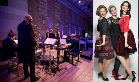 Swing Girls & Studio11 - A szépség és a ritmus