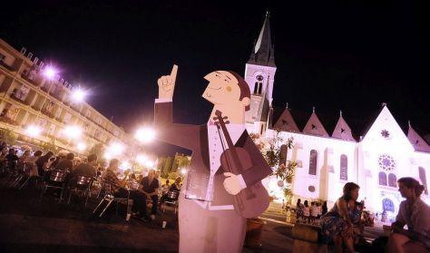 Kaposfest 2019/08/19 este - Zárókoncert