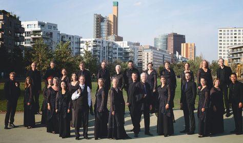 A RIAS Kammerchor Berlin és az Amadinda Ütőegyüttes / CAFe 2019