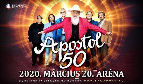 APOSTOL 50 jubileumi koncert