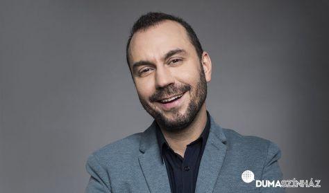 SZILVESZTER - Az újrahasznosított férfi - Csenki Attila önálló estje