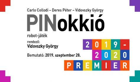 Carlo Collodi - Deres Péter - Vidovszky György: PINokkió