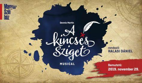A KINCSES SZIGET - musical