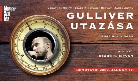 Jonathan Swift – Horváth János Antal: GULLIVER UTAZÁSA