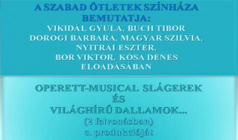 Operett-Musical Gála