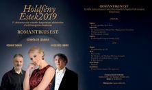 Holdfény Estek, Schnöller Szabina (szoprán), Fodor Tamás (hegedű) és Hegedűs Endre hangversenye