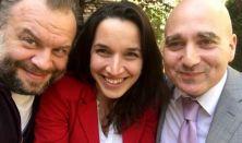 Urbán Orsi Quartet: Klauzál Garden Nights