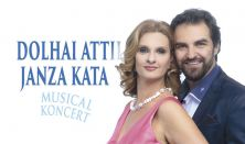 DOLHAI ATTILA  - JANZA KATA / Musical koncert