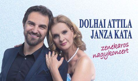 DOLHAI ATTILA  - JANZA KATA / Zenekaros nagykoncert