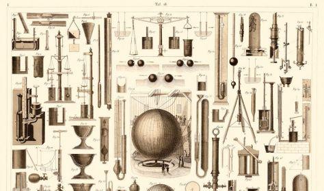 Találmányok és felfedezések a Pesti Vigadóban