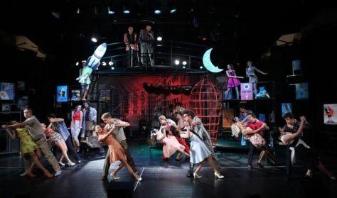 Márton Gyula: Csinibaba zenés-táncos visszarévedés a '60-as évekbe