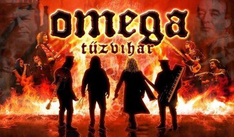 OMEGA - Tűzvihar