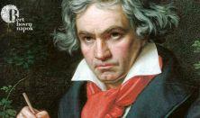 BEETHOVEN NAPOK: NAPIJEGY Zongoraszonáták 15h-22h (mind az 7 koncertre érvényes) Concerto Budapest