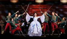 Budavári Palotakoncertek 2019 - Budapesti Operettszínház: Operett Gála - Elemi szenvedélyek