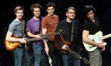 A GRUND - vígszínházi fiúzenekar koncertje