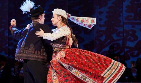 Szerelmünk, Kalotaszeg - Duna Művészegyüttes