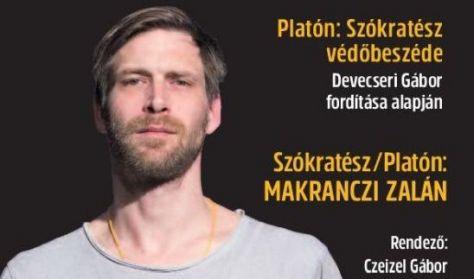 Bencs estek - Platón: A védőbeszéd