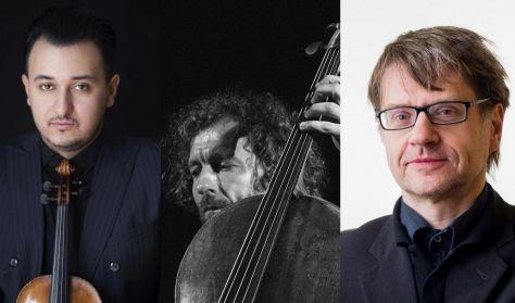 BEETHOVEN ÖSSZES ZONGORATRIÓJA1, Kállai Ernő (hegedű), Varga István (cselló), Csalog Gábor (zongora)