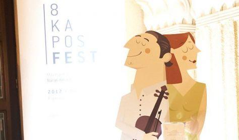 """Kaposfest 2019/08/18 este """"Kaposfest Túra"""" Rövid hangulatkoncertek 3 helyszínen"""