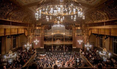 Egy kis Szent Iván-éji zene a Medikus Zenekarral, Vez. Dubóczky Gergely, Wagner, Brahms