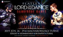 Flatley: LORD OF THE DANCE 2019 - DANGEROUS GAMES - pótszékek