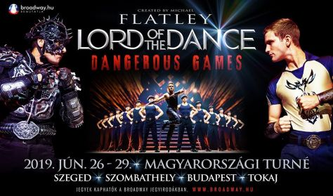 Flatley: LORD OF THE DANCE 2019 - DANGEROUS GAMES - pótszékek