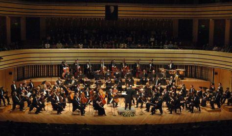 A Budapesti Fesztiválzenekar hangversenye