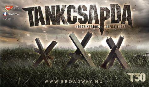 Tankcsapda - T30 koncert