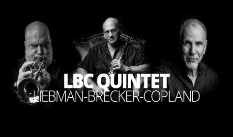 Liebman-Brecker-Copland Quintet