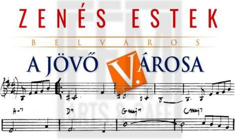 Oláh Kálmán Jr. Quartet feat. Oláh Kálmán (ingyenes)