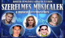 SZERELMES MUSICALEK A MUSICAL SZERELMESEINEK