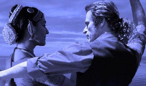 """""""9 Álom"""" India-Flameno táncszínház"""