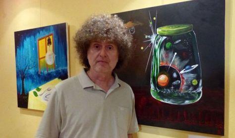 Bornai Tibor: A repülő ember
