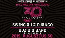 A Budafoki Pezsgő- és Borfesztivál 30. születésnapi koncertje