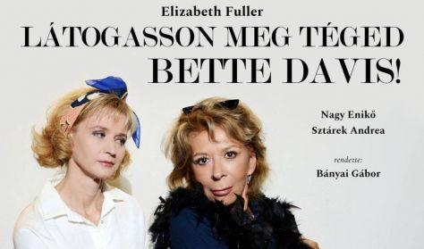 Látogasson meg téged Bette Davis! - szilveszteri bemutató
