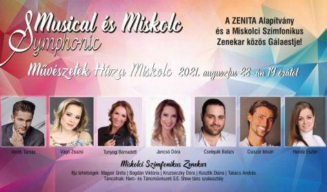 Musical és Miskolc Symphonic