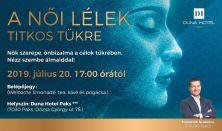Női Lélek Titkos Tükre - Marozsák Szabolcs önbizalomedző előadása