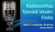 KSZF 2019 - Rádiószínház - Tasnádi István: Finito