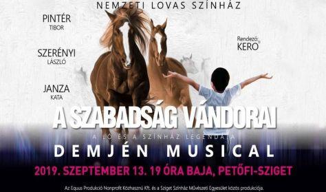 Nemzeti Lovas Színház: A szabadság vándorai