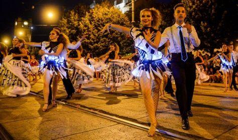 """50. Debreceni Virágkarnevál - """"Táncol a város"""""""