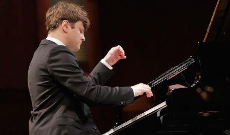 New Millennium Nemzetközi Kamarazenei Fesztivál / Georgy Tchaidze zongorakoncertje