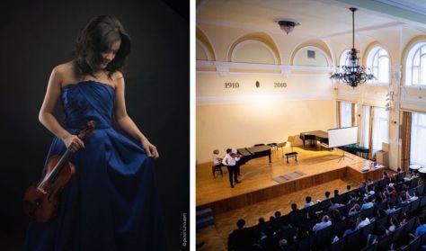 New Millennium Nemzetközi Kamarazenei Fesztivál / Zárókoncert /a Central European Strings debütálása